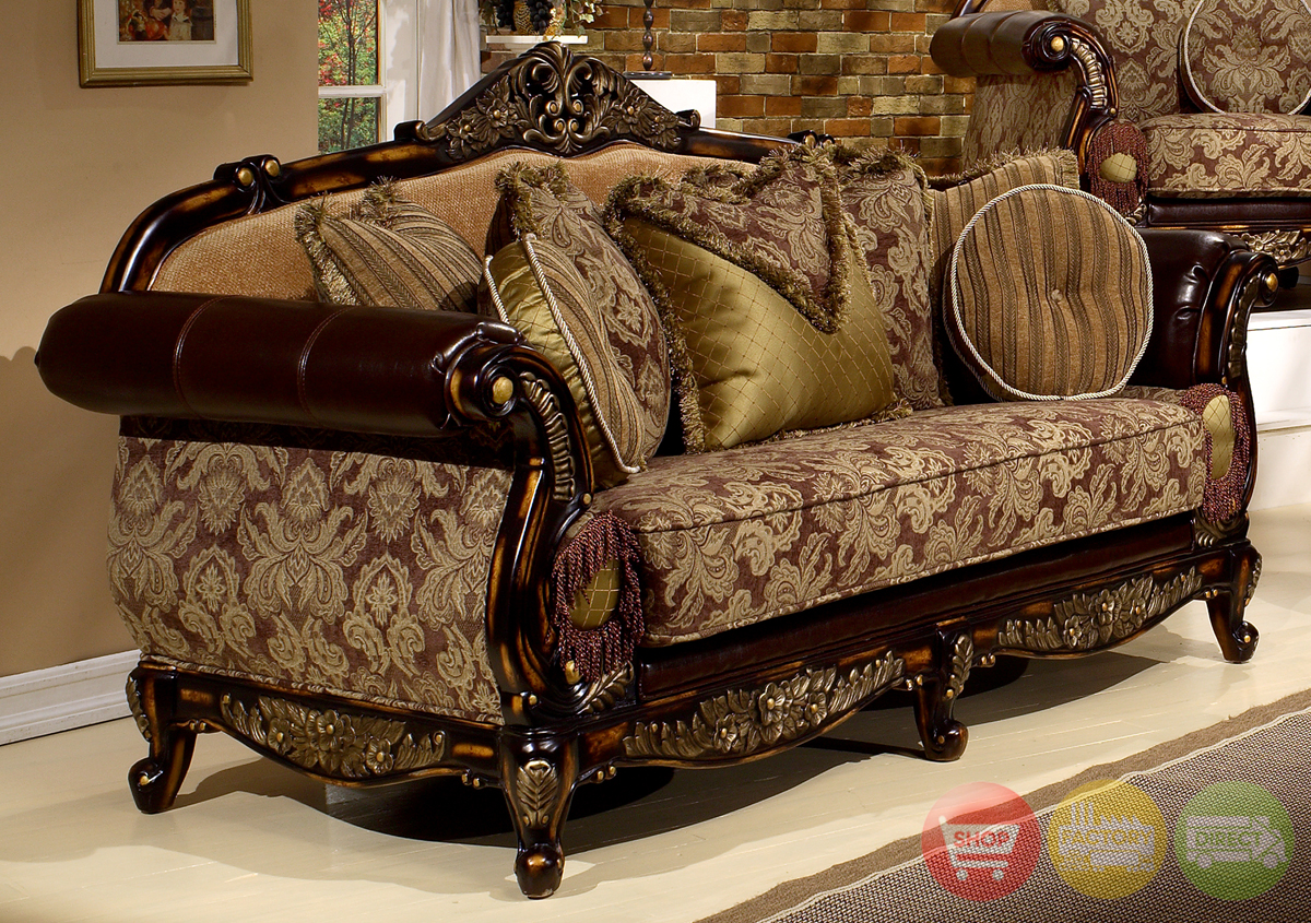 sofa set photos hd statistics review leather and fabric traditional formal living room 26