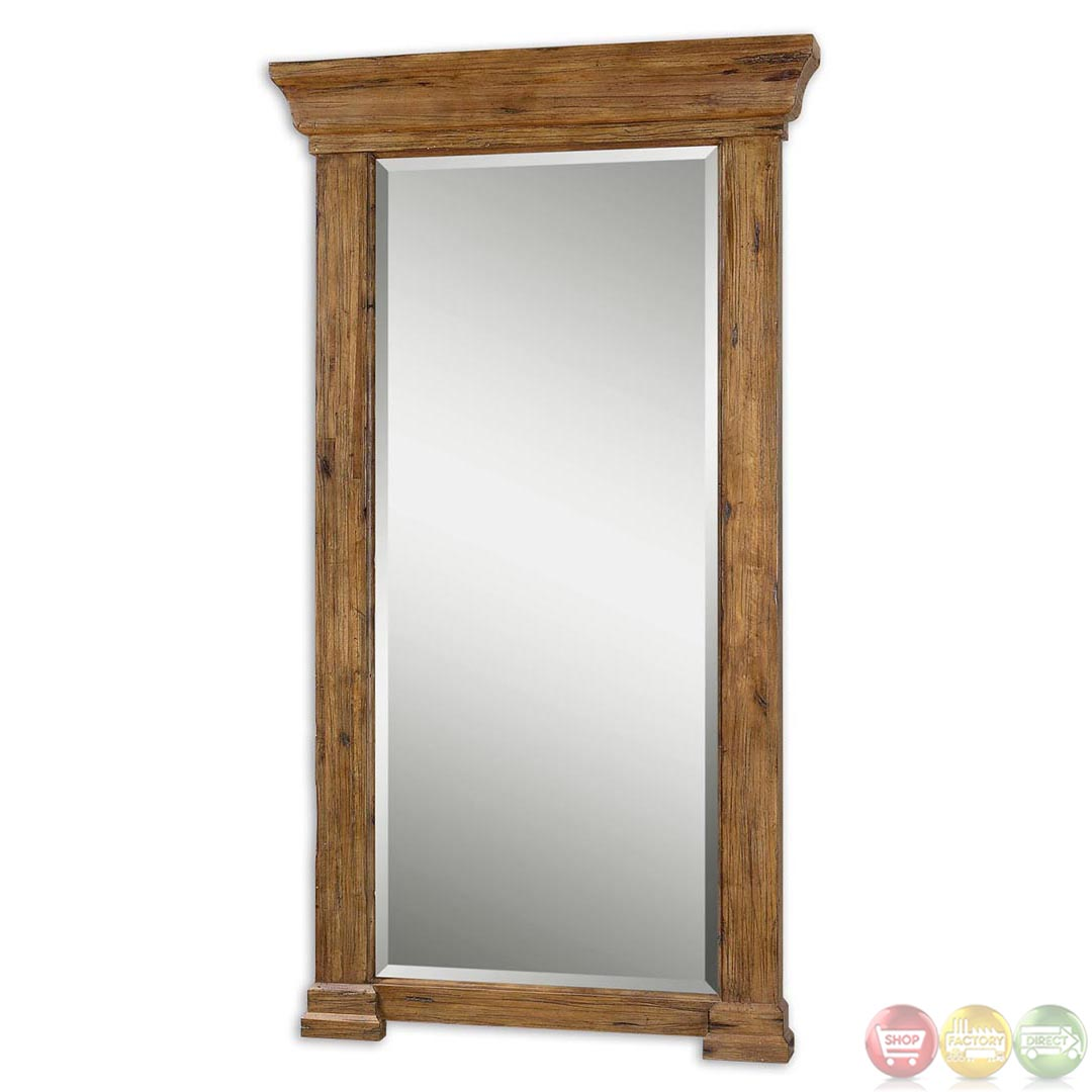 Large Rustic Mirror Pictures to Pin on Pinterest