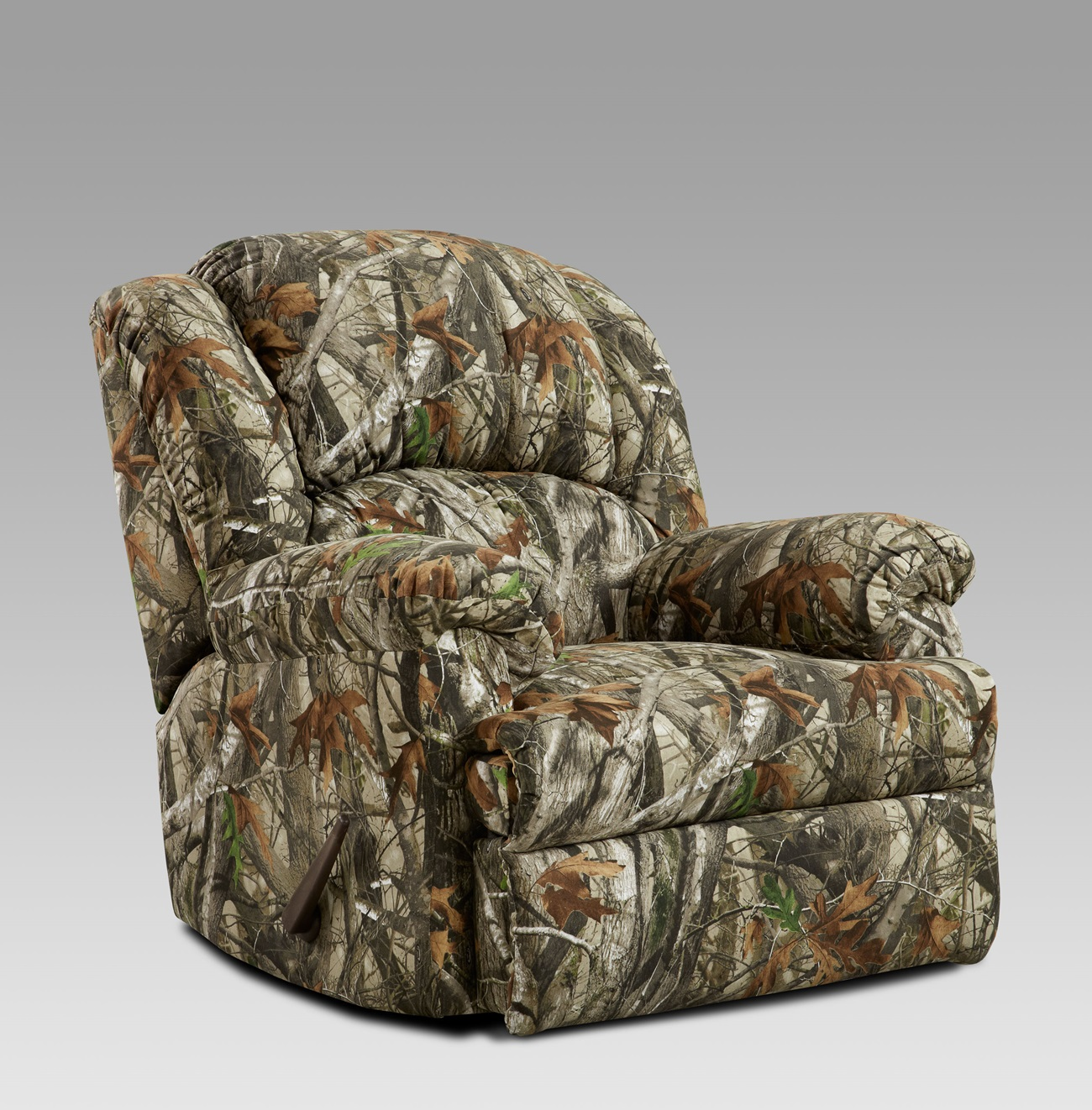 Next Camouflage Fabric Rocker Recliner Camo Reclining Arm