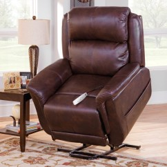 Cheap Lift Chairs Oversized Tufted Chair Norwhich Brown Wall Hugger Reclining With Usb
