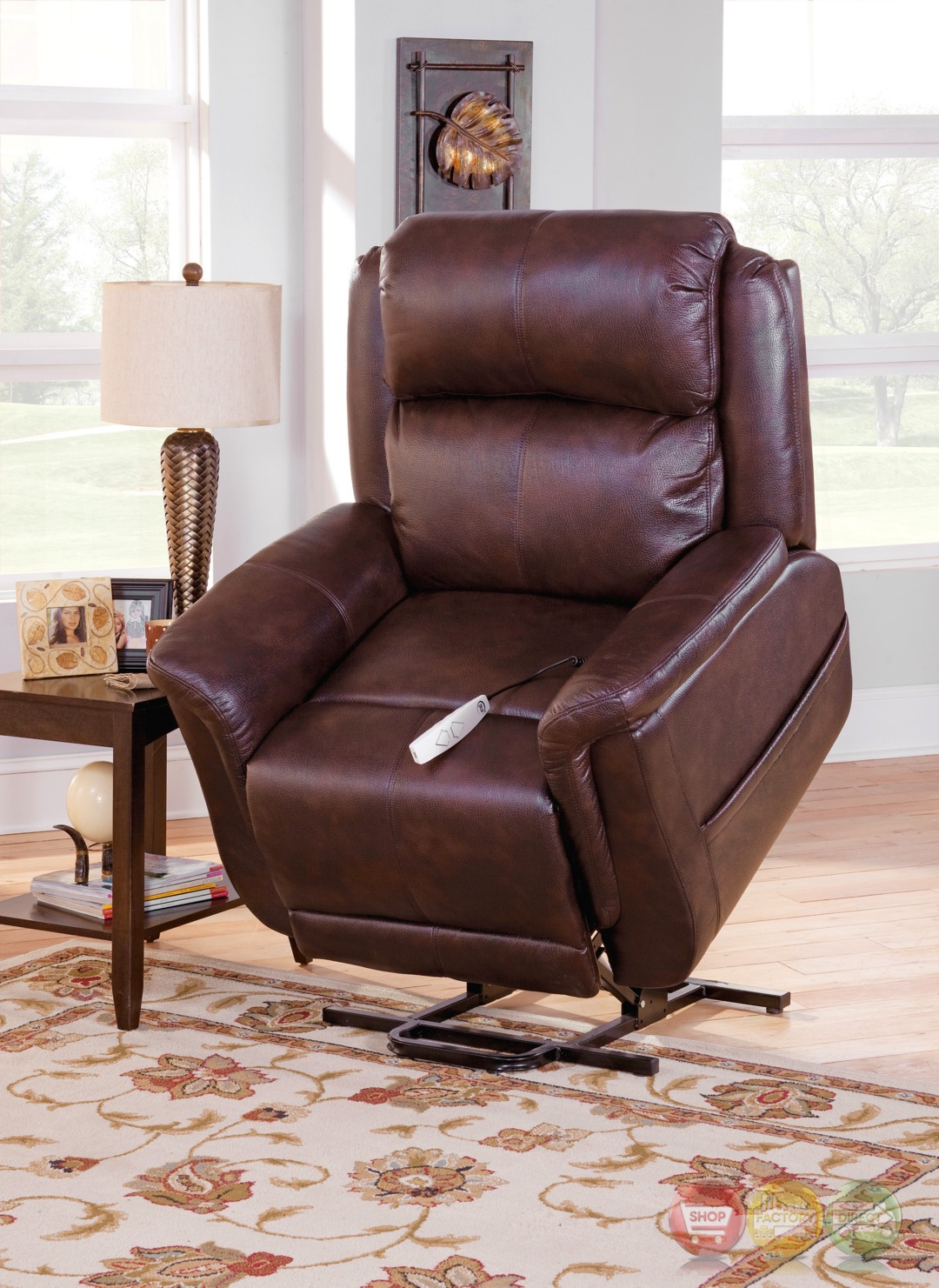 wall hugger recliner chair toddler wooden rocking norwhich brown reclining lift with usb