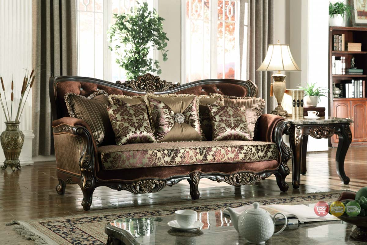 simmons sofa and loveseat european sectional bed opulent traditional luxury formal set