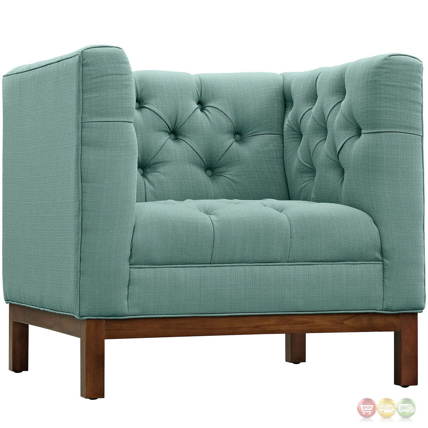 panache sofa set montana faux leather bed with storage mid century modern 3pc upholstered