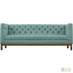 Tufted Button Sofa Bed Florence Sc Panache Vintage Square Upholstered Laguna
