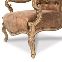Antique Accent Chair Target High Chairs Platine De Royale Beige With Platinum