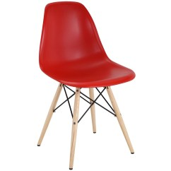 Plastic Chairs With Stainless Steel Legs Teak Outdoor Pyramid Modern Side Chair Wood And