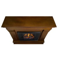 Real Flame Chateau Electric Fireplace in Espresso