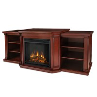 Real Flame Valmont Entertainment Center Electric Fireplace ...
