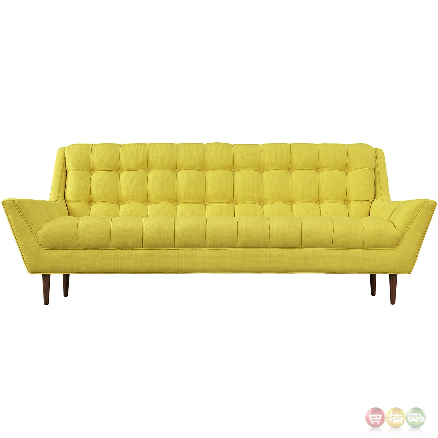 button tufted sofas baker sofa bed response contemporary upholstered sunny