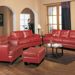 Images Of Living Room With Red Sofa Jacquard Settee Covers Sets Samuel Bonded Leather And Love Seat Set