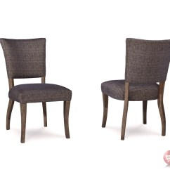 Gray Accent Chairs Set Of 2 Evenflo High Chair Easy Fold Recall Williamsburg Cross Hatched Grey