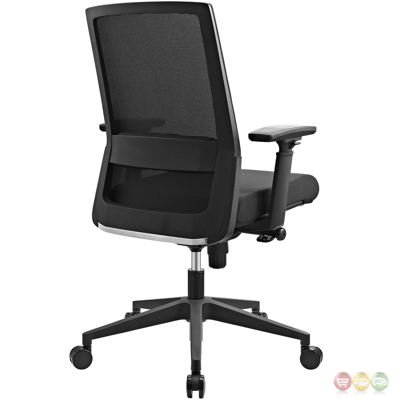 Shift Ergonomic Mesh Back Office Chair With Lumbar Support