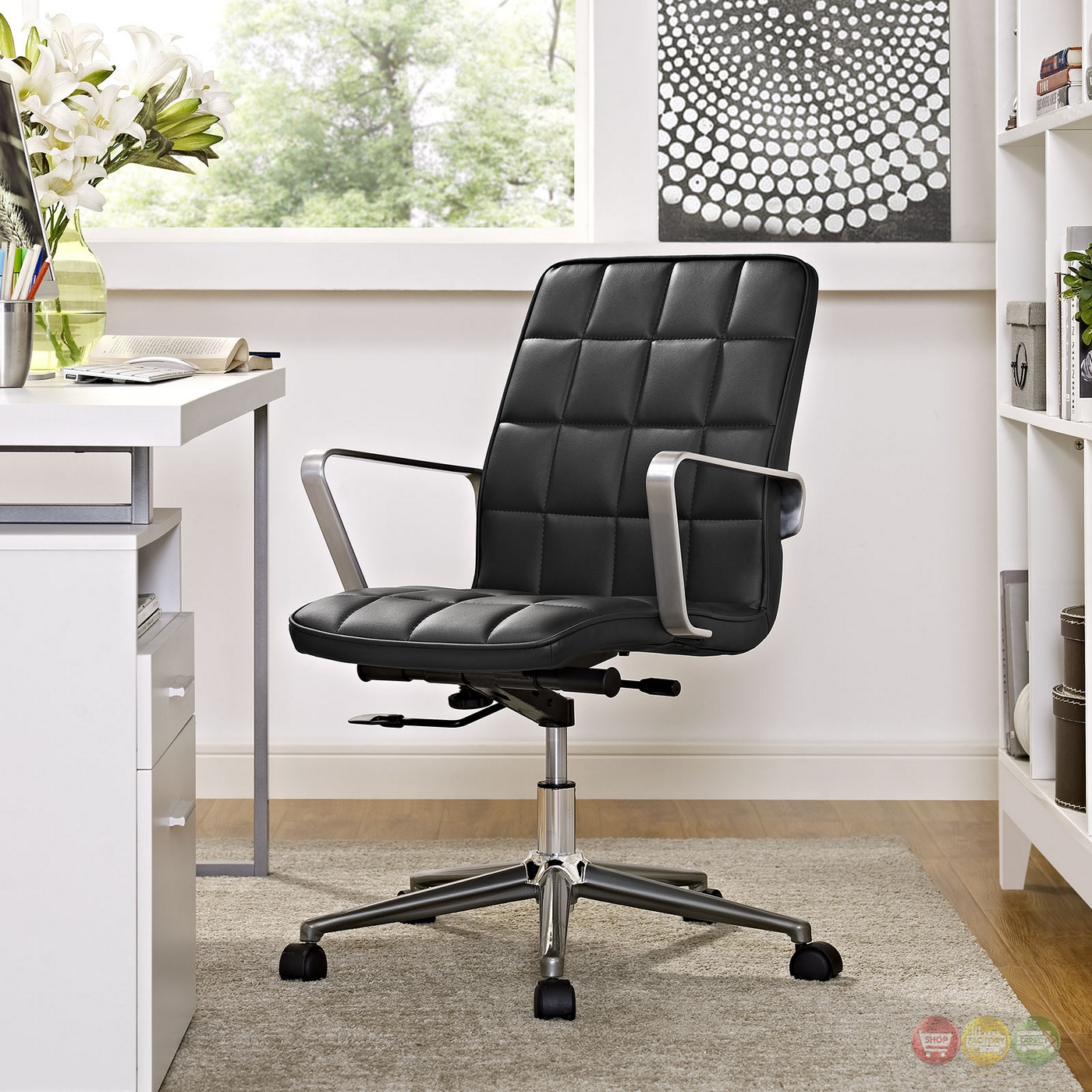 swivel office chair plans cinema accessories tile vinyl upholstered with adjustable tilt