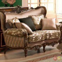 Traditional Sofa Sets Living Room Bed With Pull Out European Design Formal Set W