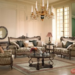 Ave Six Chair Best Gaming Brands Traditional European Design Formal Living Room Set W/ Carved Wood