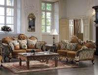 Traditional Formal Living Room Furniture Collection HD-260