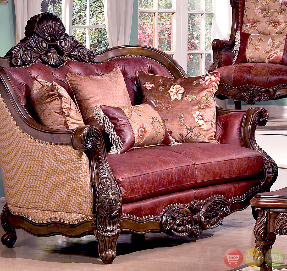 sofa set hd picture double bed couch traditional luxury leather formal living room 3311