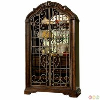 Valencia Traditional Dining Room Wine Cabinet