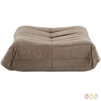 Wave Runner Contemporary Bean-bag Style Upholstered ...