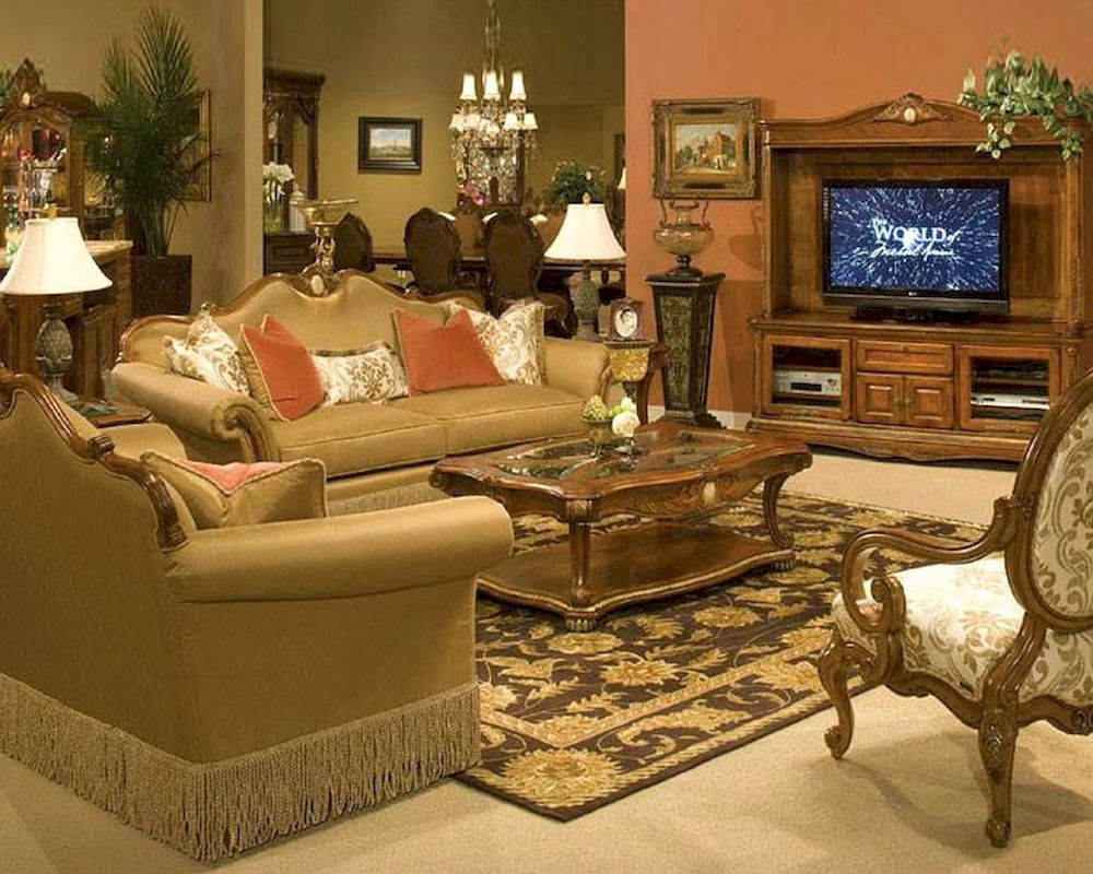 AICO Living Room Set Cortina AI
