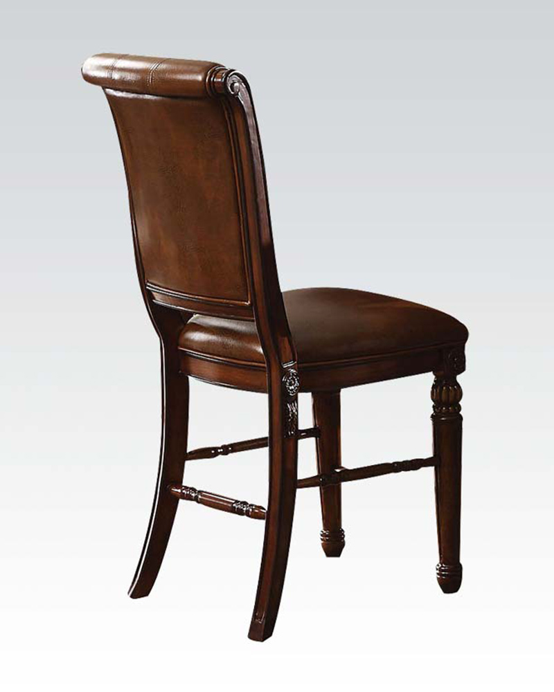 Counter Height Chair Winfred by Acme Furniture AC60082