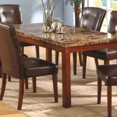 Kitchen Table Sets With Matching Bar Stools Chalkboard For Wall Marble Top Dining Mo-8812tb