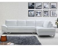 leather modern sectional sofa | Home Gallery