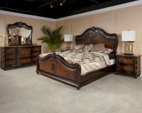Najarian Furniture Traditional Bedroom Set Venice NA-VEBSET