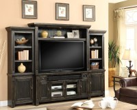 Parker House 4pc 72in Entertainment Wall Ridgecrest PHRID ...