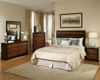 Standard Furniture Panel Bedroom Set South Beach ST
