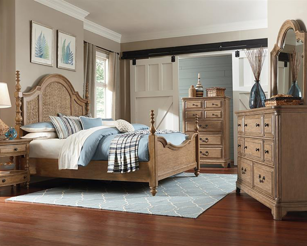 Traditional Bedroom Set Cloverton Cove by Magnussen MG
