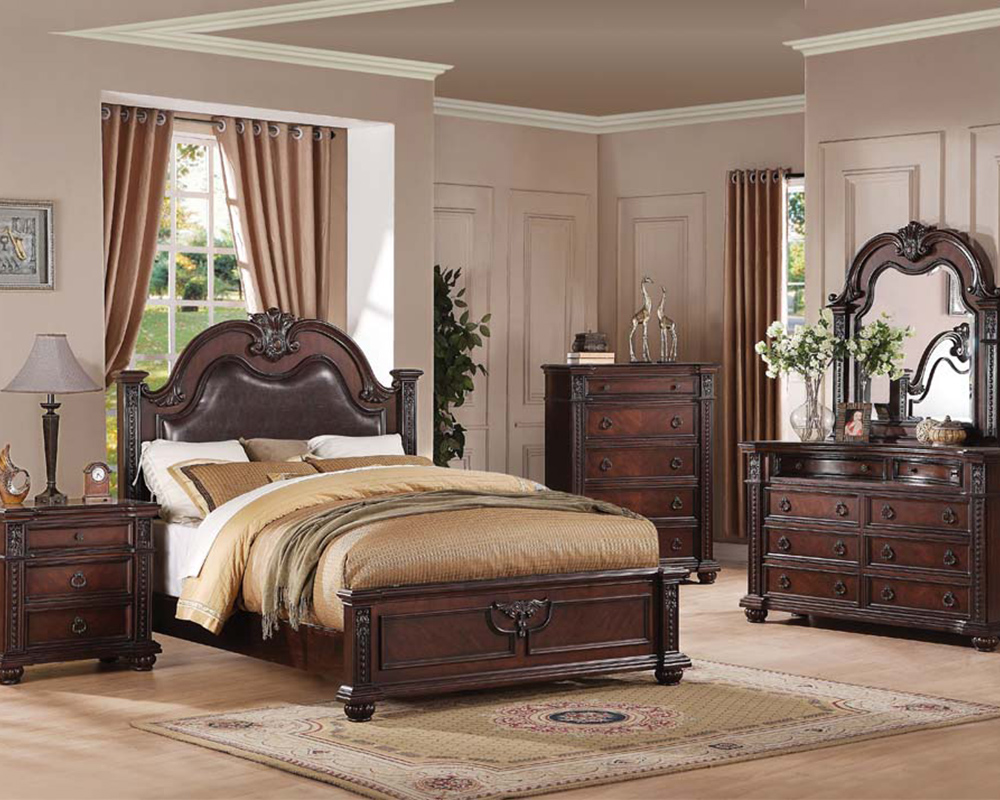 Traditional Bedroom Set Daruka by Acme Furniture AC21310SET