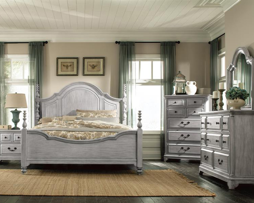 Traditional Bedroom Set Windsor Lane by Magnussen MGB3341