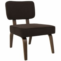 LumiSource Nunzio Mid-Century Modern Accent Chair