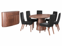 Contemporary Dining Furniture - Dining Table, Chair, Bar ...