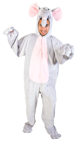 Adult Precious Elephant Costume  Best Mens Costumes 2015