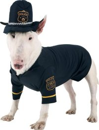 Police Dog Costume | Police Officer Costumes ...