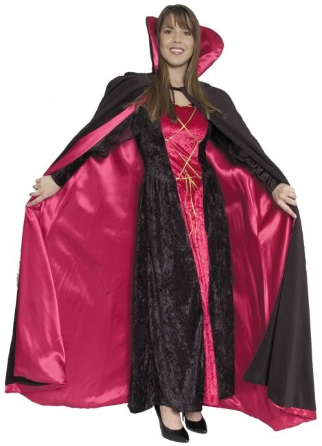 Vampire Capes  Costume Capes Cloaks  Robes