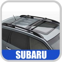 2009-2011 Subaru Forester Roof Rack Crossbar Set OEM Aero ...