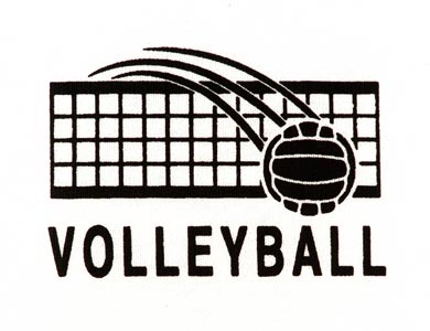 Volleyball Going Over The Net Discount Short Sleeve Tee