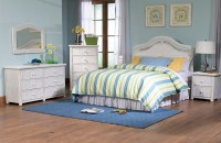 Wicker Bedroom Set