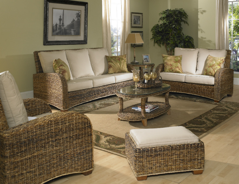 Seagrass Furniture  St Kitts Seagrass  Wicker Paradise