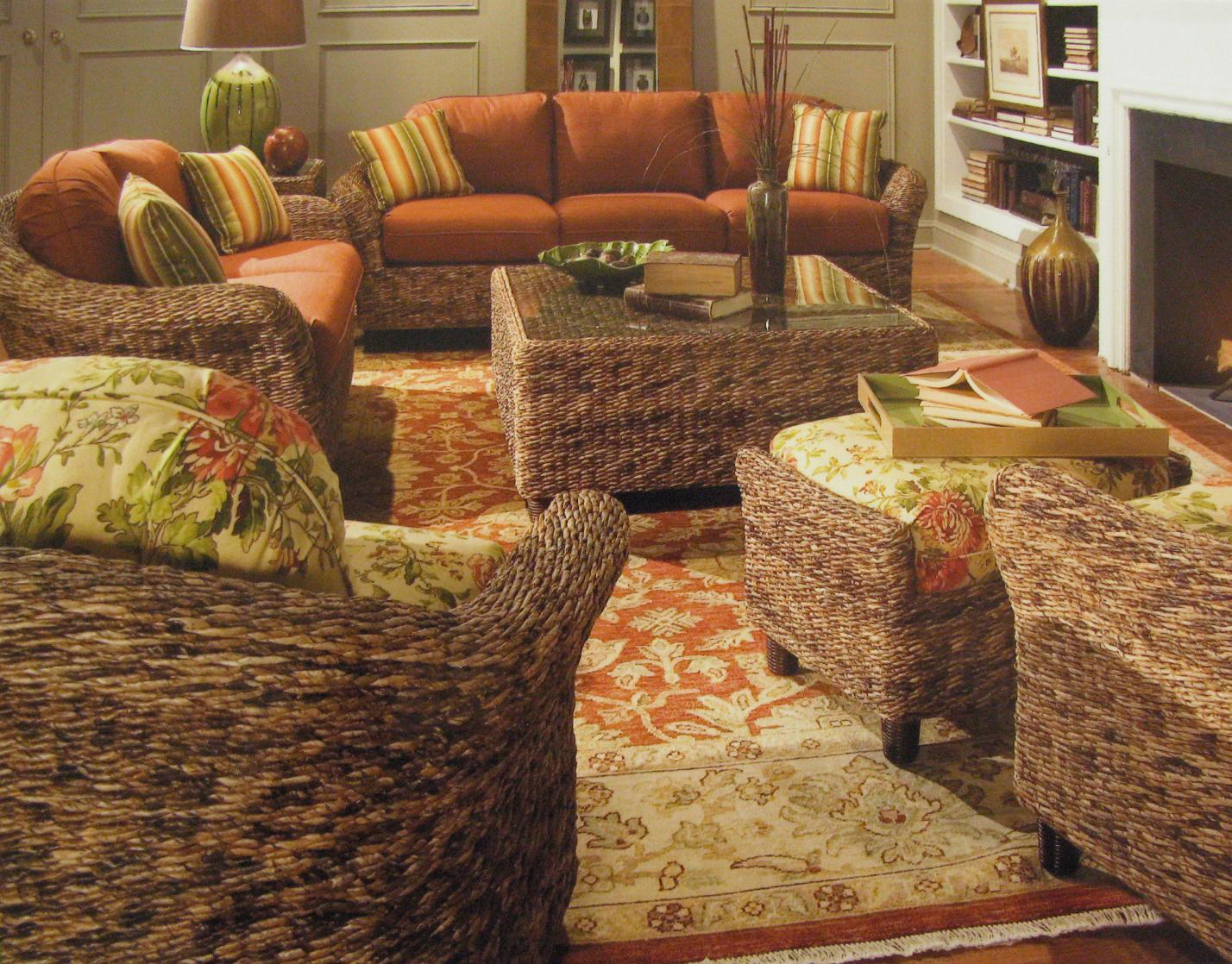 Seagrass Furniture  Tangiers  Wicker Paradise