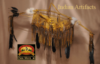 Southwest Decor | Rawhide Lamp Shades | Native American Drums