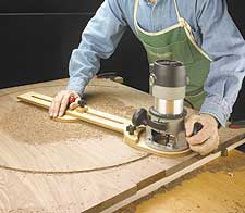 Cutting A Hexagon On A Table Saw