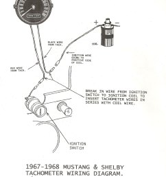 67 shelby wiring diagram [ 1464 x 1992 Pixel ]