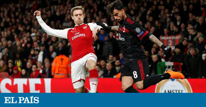 Ao Vivo  Arsenal 0 X 0 Milan Pela Liga Europa  Esportes