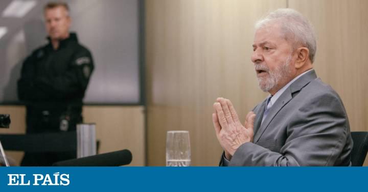Leia a íntegra da primeira entrevista de Lula desde que foi preso