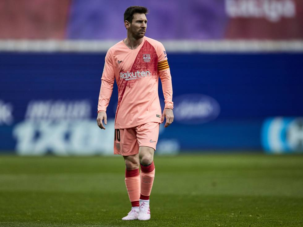La faixa del Barça