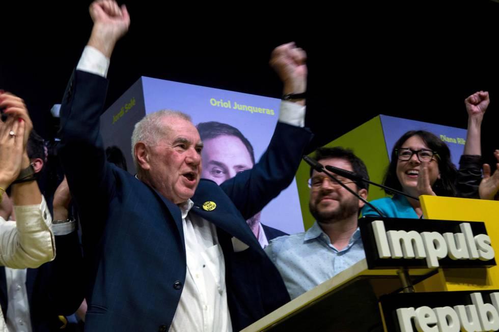 Maragall guanya Colau en vots a Barcelona però empaten en regidors